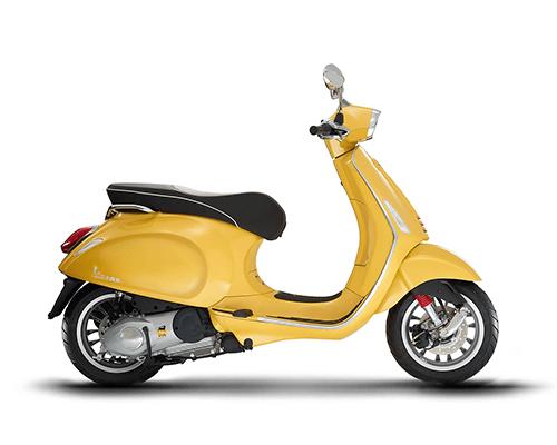 rent vespa bike in goa