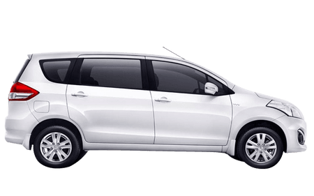 rent ertiga car in goa