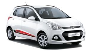 rent i10 car in goa