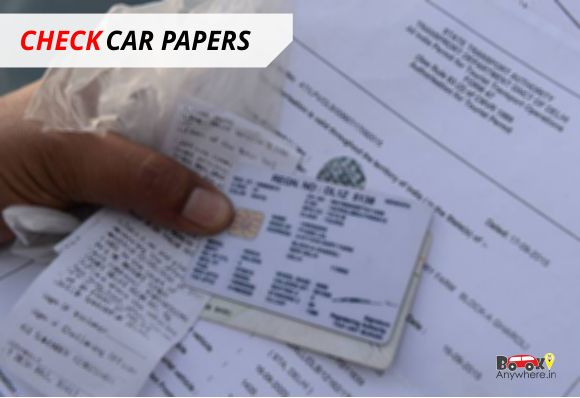Check Vehicle Papers