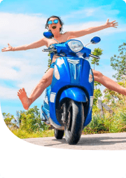 rent a bike in goa