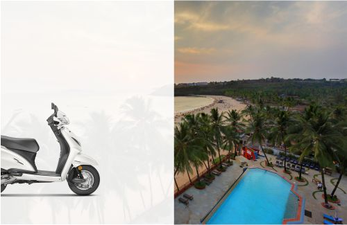 Rent a Bike in Vasco South Goa