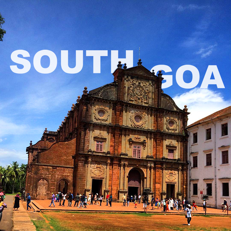 South Goa Tour - Full Day, Private Car, 6 Popular Sightseeing