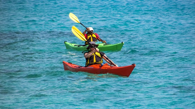 Kayaking - Activities - Things to do in Goa
