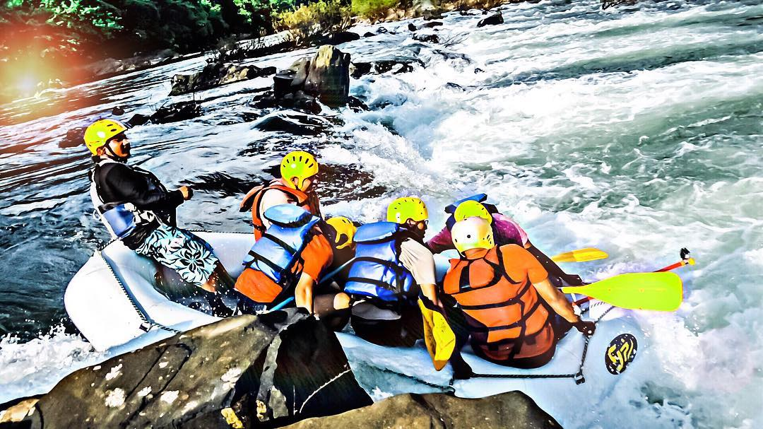 River Rafting - Activities - Things to do in Goa