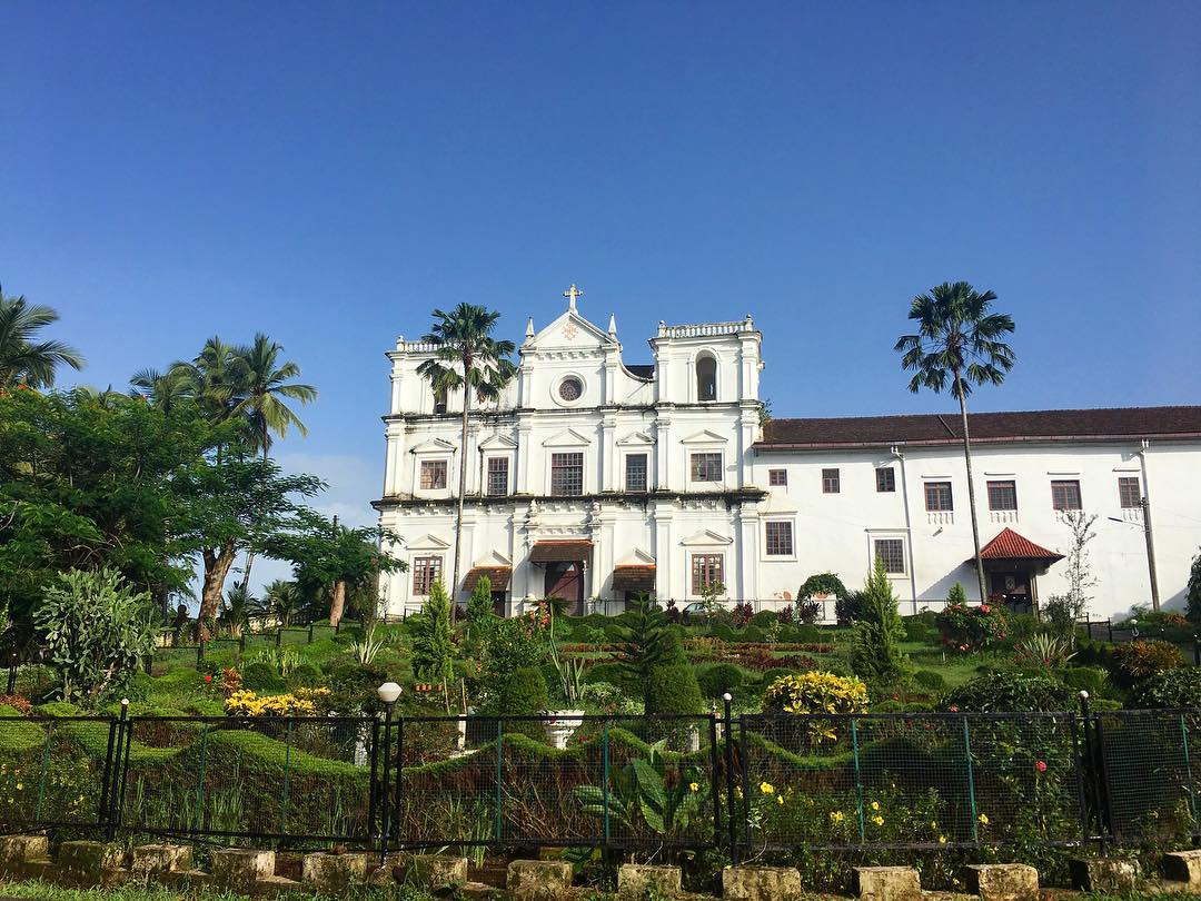Rachol Seminary and Church - South Goa Church