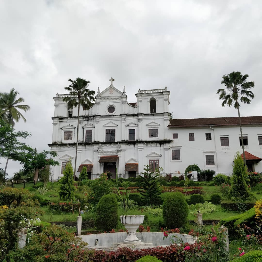 Rachol Fort - South Goa Forts