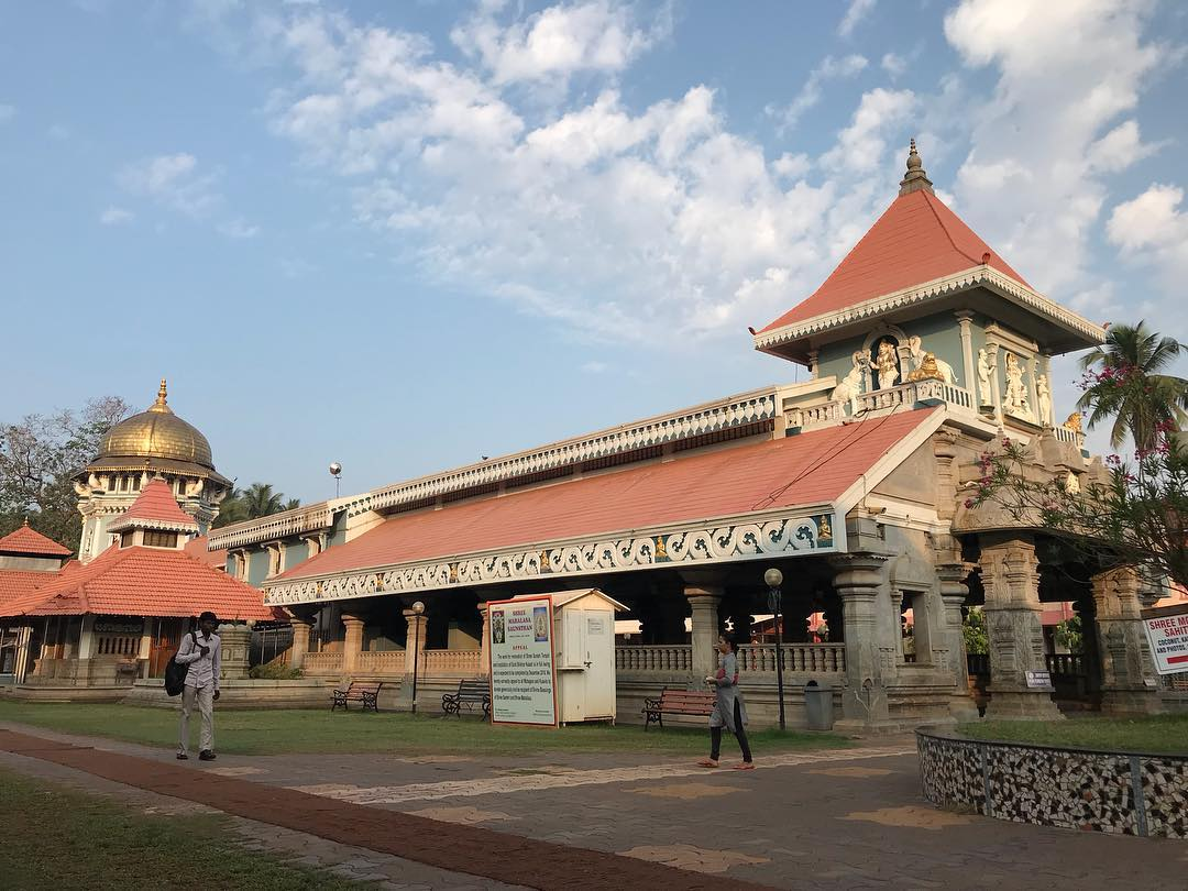 Mahalasa Narayani Temple, Mardol - South Goa Temples
