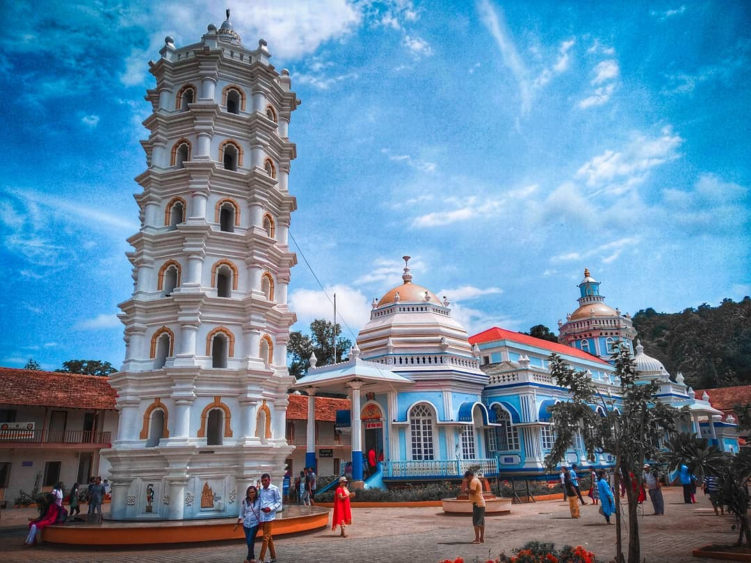 Mangueshi Temple - South Goa Temples