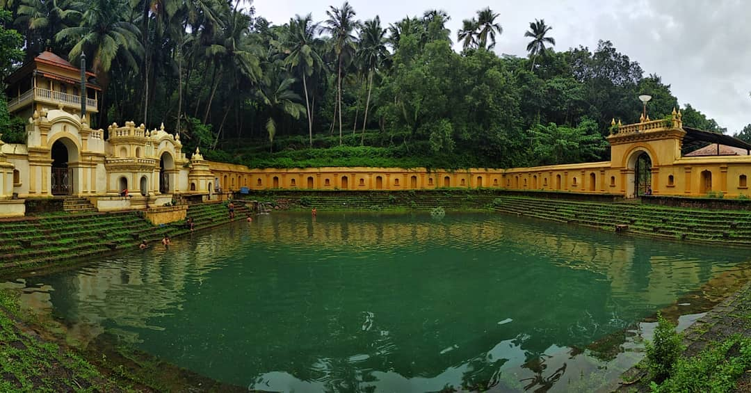Shri Laxmi Narasimha Temple - South Goa Temples