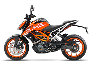 KTM Duke Bike Rental Rates in Goa