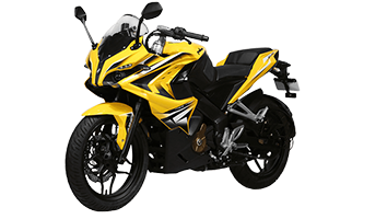 Bajaj Pulsar Bike Rental Rates in Goa
