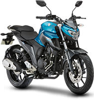 Yamaha Fz 250 Rental Rates in Goa