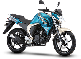 Yamaha FZ Rental Rates in Goa